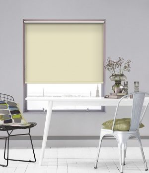 Chelsea Cream Roller Blinds