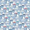 Boats Roller Blinds Pattern