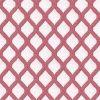 Crisscross Bubblegum Pattern Roman Blind