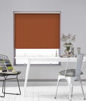 Montreal Brick Roller Blinds