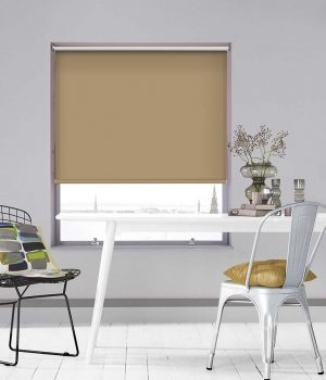 Chelsea Biscuit Roller Blinds