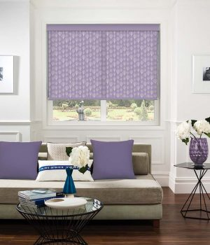 Sea-Leaves-Lilac-Roller-Blind2