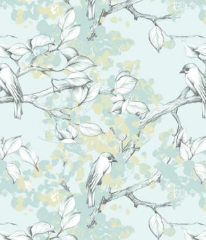 Sparrow-Mint-Roller-Blind
