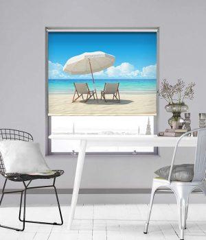 Beach Umbrella Roller Binds