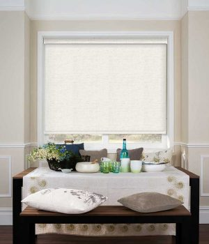 Bick Wheat Roller Blind