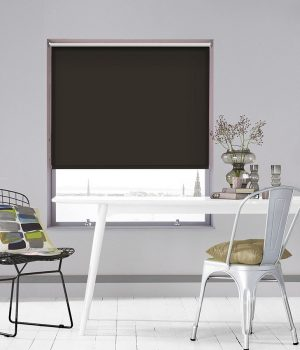 Chelsea Brown Roller Blinds