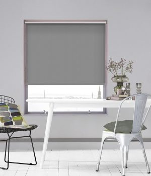 Frida Grey Roller Blind