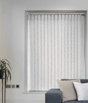 Oval Pearl Allusion Blind