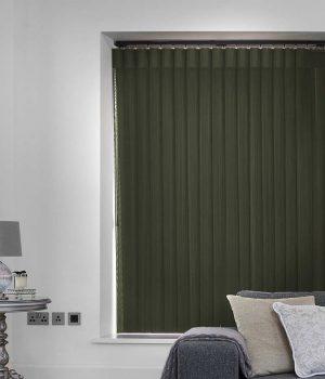 Stripe Forest Allusion Blind