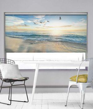 Sunrise Beach Roller Blinds
