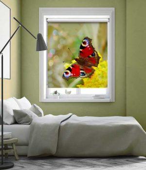 Butterflies Roller Blind