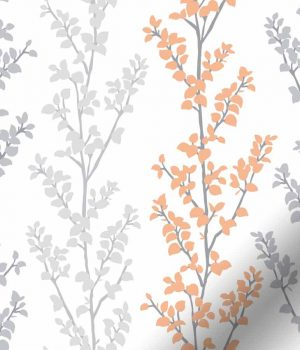 Branches-Cantaloupe-Roller-Blind1
