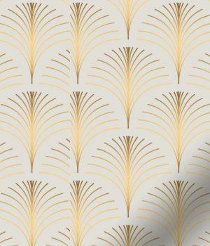 Vintage-palm-leaves-Roller-blind2